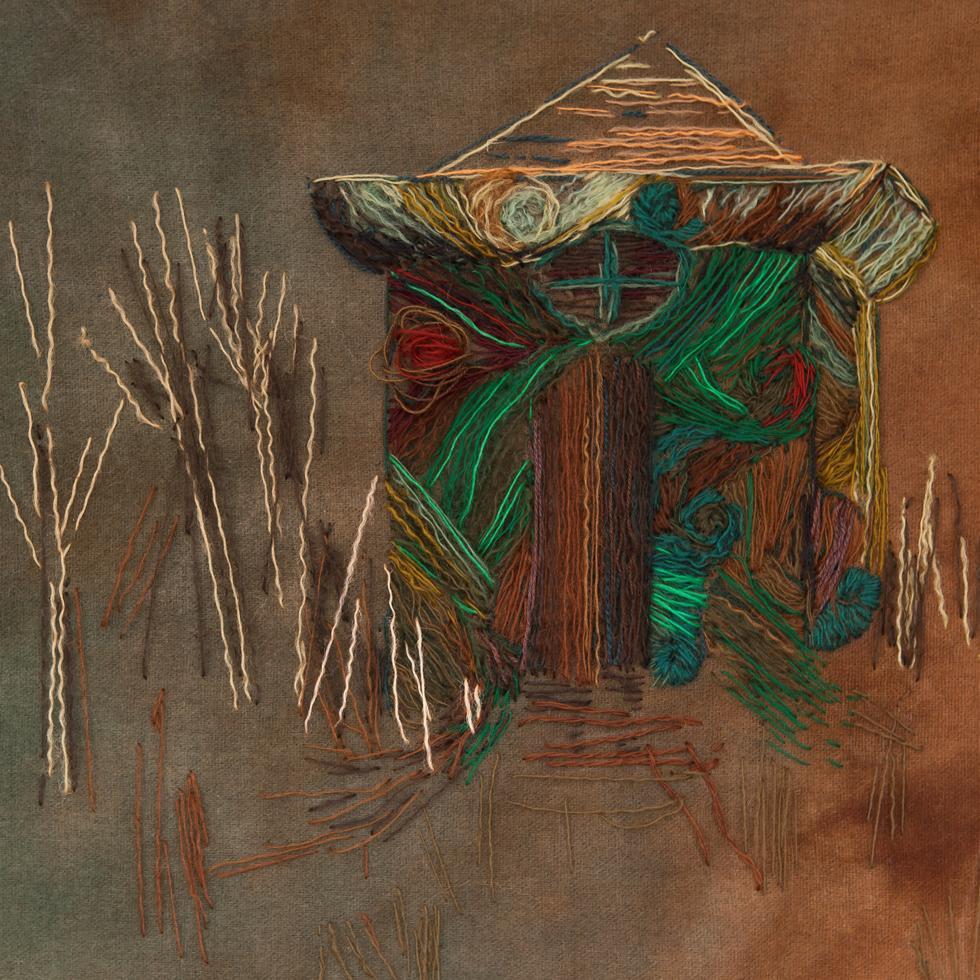Kristine Fornes (NO), 'Flora's Temple' detail